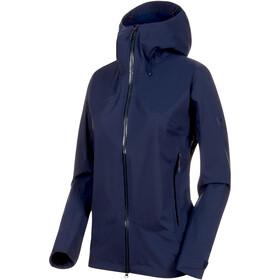 Mammut Kento HS Hooded Jacket Women peacoat